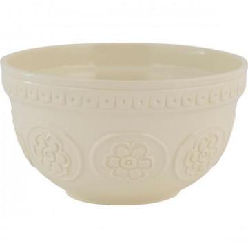 Bol de cerámica grande Crema Cottage Kattie Alice