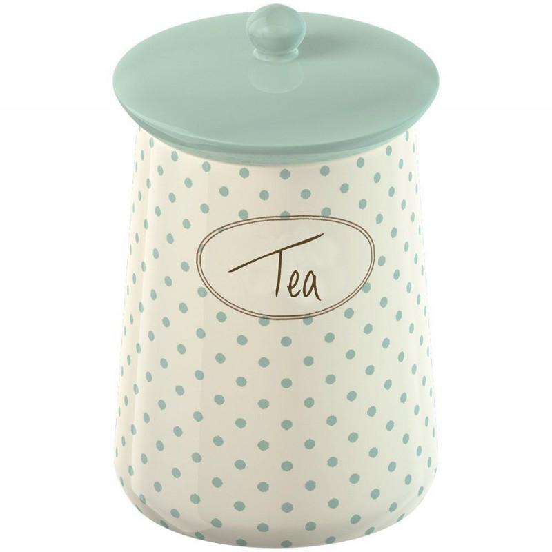 Bote de cerámica para el Te Cottage Katie Alice