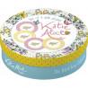 Juego 4 platos de cerámica Pajaritos Cottage Katie Alice