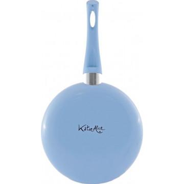 Sartén de cerámica 24 cm Azul Katie Alice