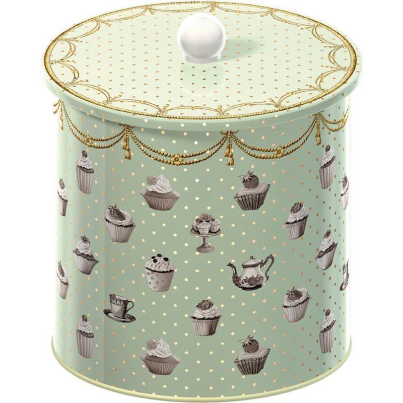 Lata de galletas Cupcakes Couture Katie Alice