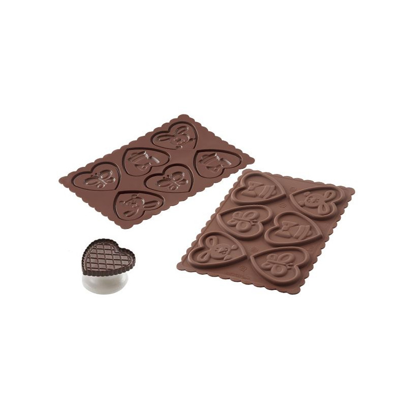 Sello/Estampación Cookie Choc Lovely Easter SLK