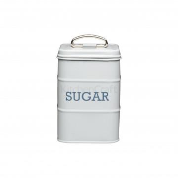 Lata para el Azúcar Gris Living Nostalgia