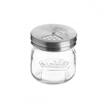 Tarro de cristal espolvoreador 250 ml Kilner