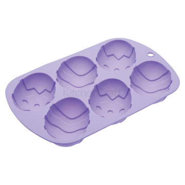 Molde silicona Huevos de Pascua Sweet Does It