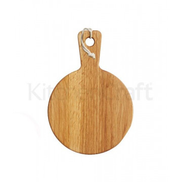 Tabla de corte de madera redonda 15cm Kitchen Craft