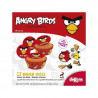 Obleas Cupcakes pack 12 Angry Bird