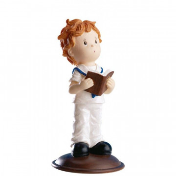 Figura decorativa Niño Comunión