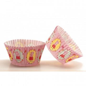 Cápsulas cupcakes Peppa Pig
