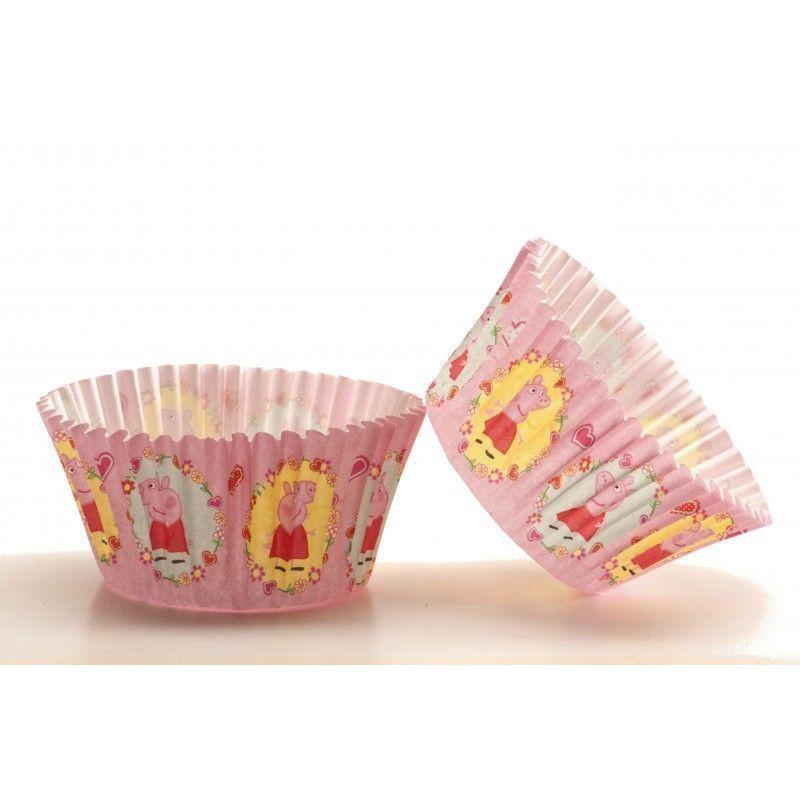 Cápsulas cupcakes Peppa Pig Dekora