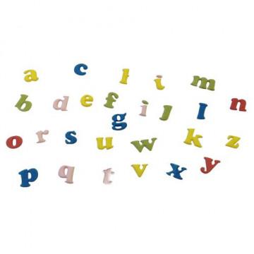 Alfabeto Minúscula Art Deco Fmm