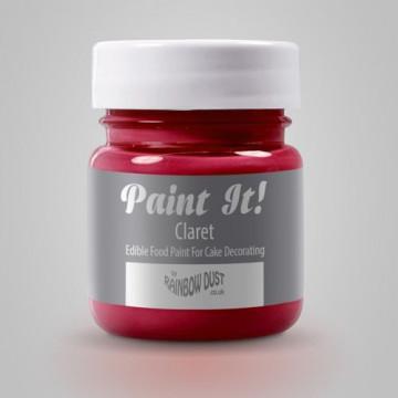 Pintura comestible Clarete 25gr Rainbow Dust