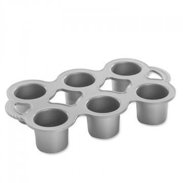 Molde para Popover 6 cavidades Nordic Ware