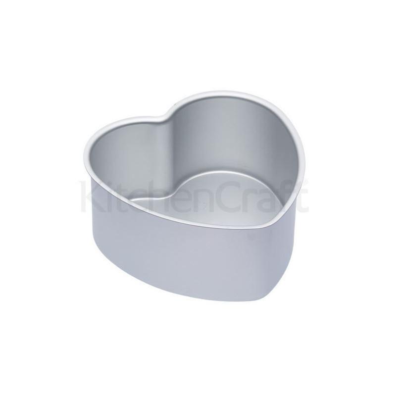Molde corazón desmoldable 15 cm Kitchen Craft