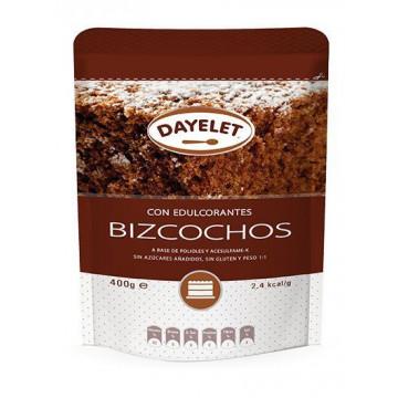 Endulzante sin azúcar para Bizcochos Minis 350gr Dayelet