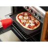 Bandeja de horno perforada silicona Pizza Mat Lékué