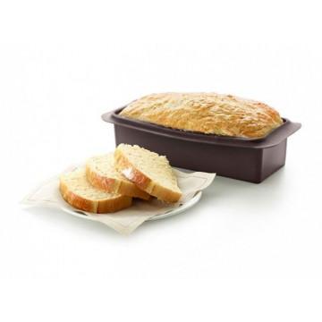 Molde para Pan de Molde Silicona 28 cm Lékué