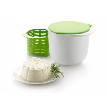 Kit queso fresco en microondas Lékué
