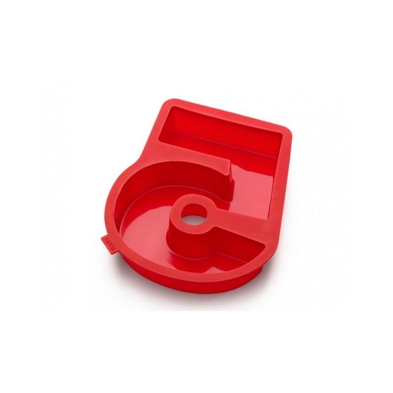 Molde bizcocho silicona nº 5 Lékué