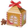 Cajas, pack 4 cajas presentación Homemade Gingerbread Wilton
