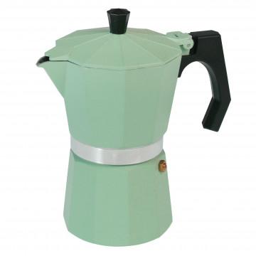 Cafetera para fuego Verde Menta