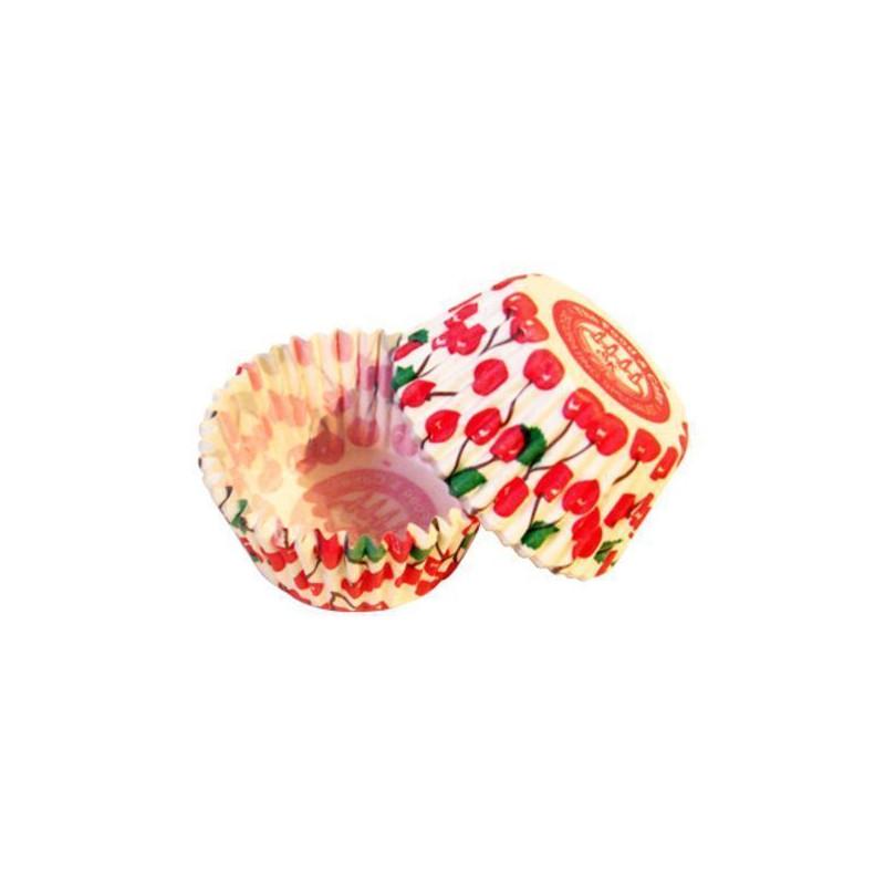 Cápsulas cupcakes Cerezas SK
