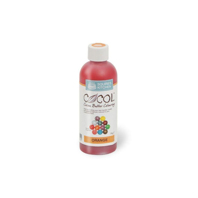 Colorante liposoluble Cocol Naranja Squire Kitchen