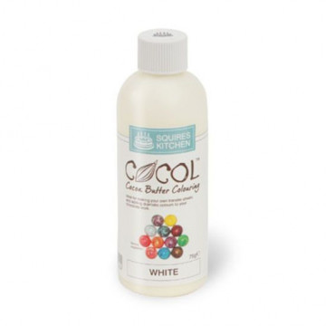 Colorante liposoluble Cocol Blanco Squire Kitchen