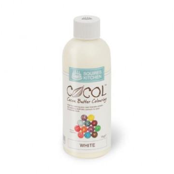 Colorante liposoluble Cocol Blanco Squire Kitchen