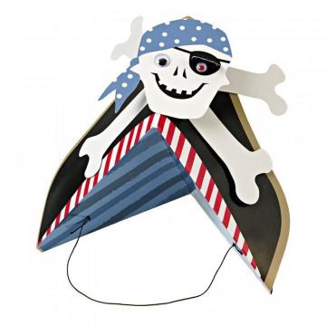 Gorros de fiesta Pirata