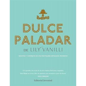Libro Dulce Paladar de Lily Vanilli