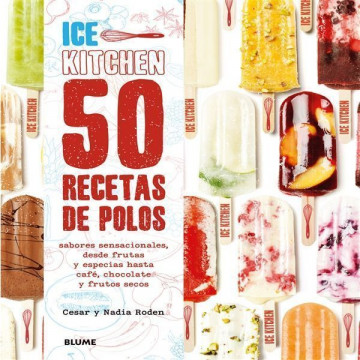 Libro 50 recetas de polos