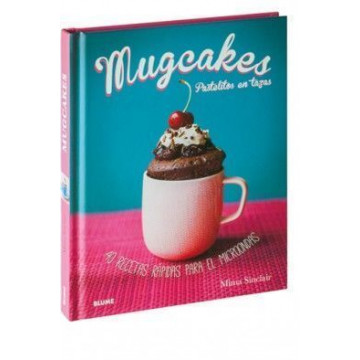 Libro Mug cakes pastelitos en tazas