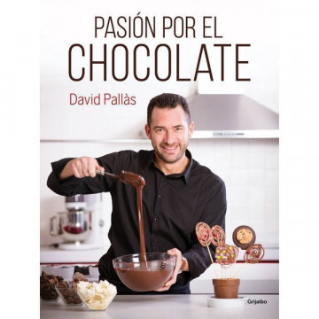 Libro Pasión por el chocolate por David Pallàs