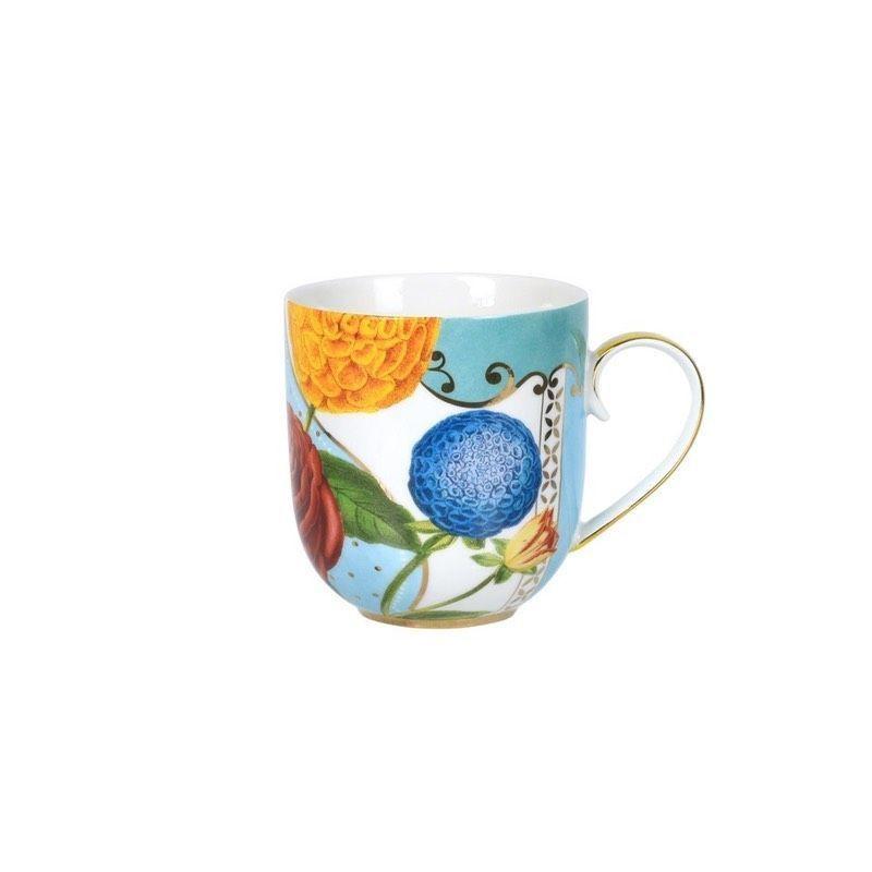 Taza con asa Floral Royal Pip Studio