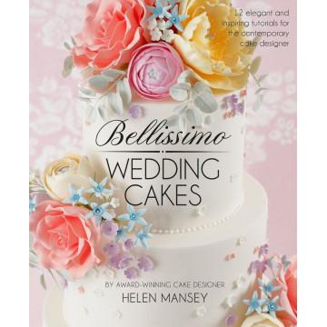 Libro Bellissimo Wedding Cakes por Helen Mansey
