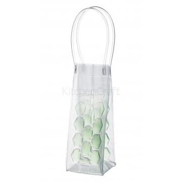 Bolsa de frío para botella verde Kitchen Craft