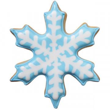 Cortante galleta Copo de Nieve Wilton