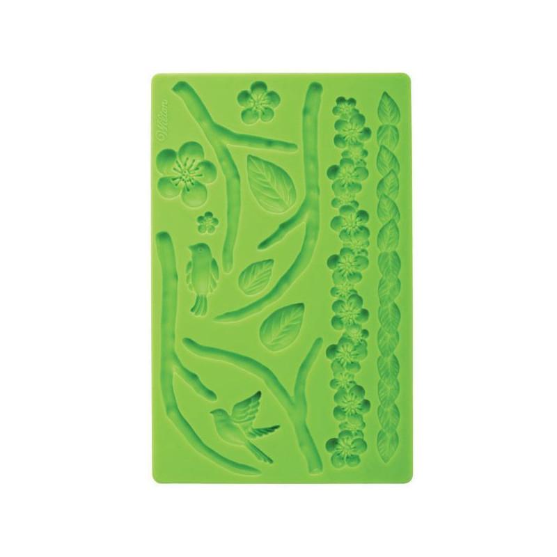 Molde Silicona Nature Design Wilton