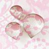Cortante pack 3 cortantes pétalos de rosa Patricia Arribalzaga