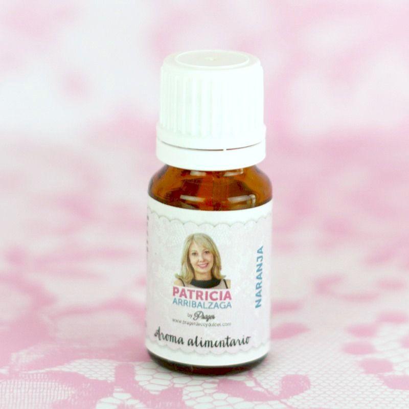 Aroma alimenticio Almendras Dulces 10 ml Patricia Arribalzaga