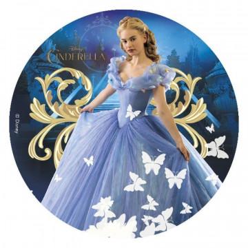 Oblea comestible Cinderella 1