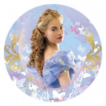 Oblea comestible Cinderella 2