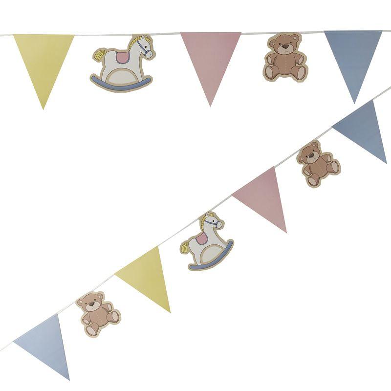 Banderola Guirnalda Fiesta Bebe