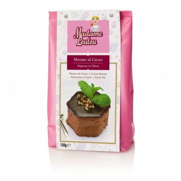 Preparado para Mousse de chocolate 150gr Madame Loulou