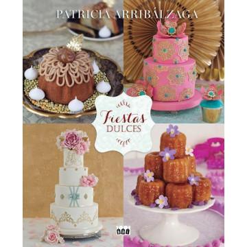 Libro Fiestas Dulces de Patricia Arribalzaga