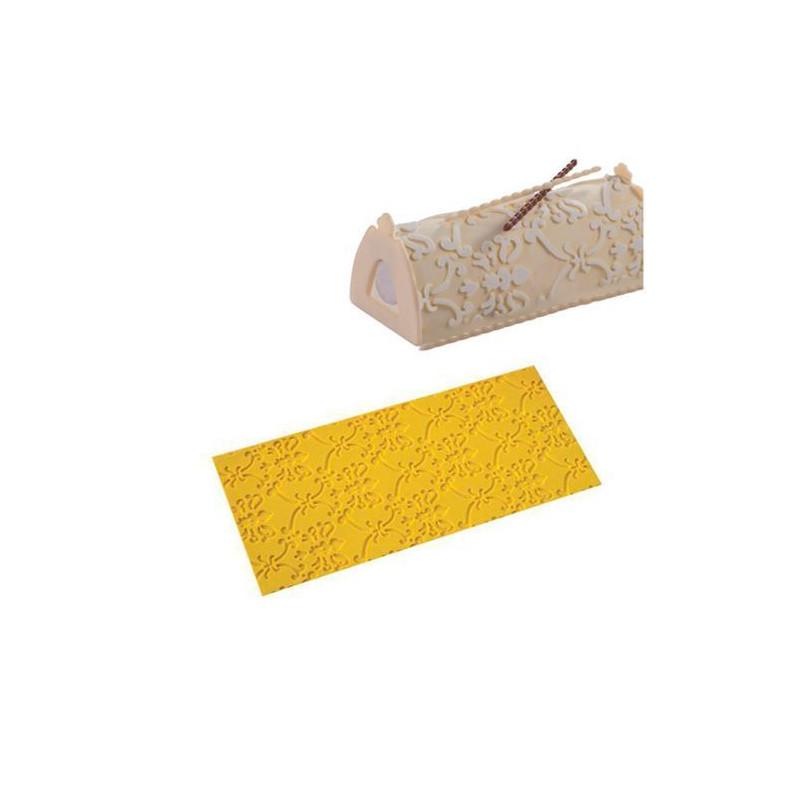 Plancha de silicona texturizadora Madera Silikomart Professional [CLONE]