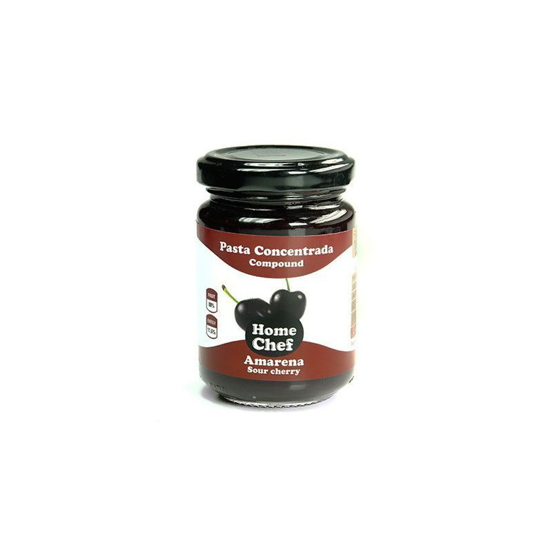 Pasta de cereza amarena 170 gr Home Chef