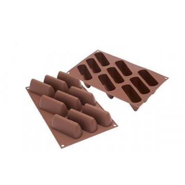 Molde Silicona para chocolate de letras y signos SLK [CLONE]