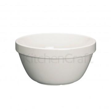 Bol de cerámica blanco 15 cm Kitchen Craft